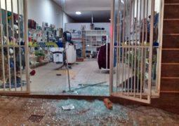 Loja é furtada próximo a rodoviária de São Gotardo