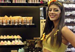 Loja Lírios Bijoux realiza lançamento de Coleção de Maquiagens Carnaval 2020 em São Gotardo