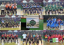 Começou: Primeira fase do Campeonato de Futsal 2020 inicia em São Gotardo
