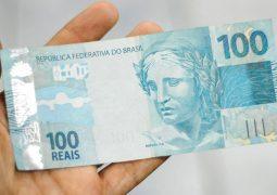PM alerta sobre notas falsas de cem reais que podem estar sendo distribuídas em São Gotardo