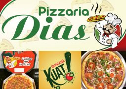 Promoção: Nesta sexta-feira, compre uma pizza grande ou família na Pizzaria Dias e ganha um refrigerante Kuat 2 Litros