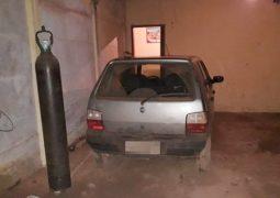Com participação da PM de São Gotardo, operação conjunta da Polícia consegue recuperar carro roubado no distrito de Chaves