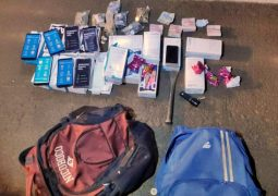 Suspeitos de cometerem furto em Loja de Lagoa da Prata são presos na BR-354