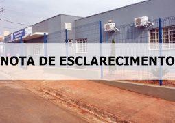 Secretaria Municipal de Saúde publica nota de esclarecimento sobre primeiro caso de Coronavírus em São Gotardo