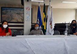 """Multa para """"não mascarados"""", Disque Denúncia e barreiras em Guarda dos Ferreiros: Confira a Coletiva de Imprensa Municipal sobre o Coronavírus em São Gotardo"""