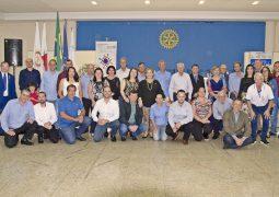 Jubileu de Prata: Rotary Club comemora 25 anos de existência em São Gotardo
