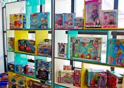 Papelaria ABC passa a oferecer presentearia de brinquedos em São Gotardo