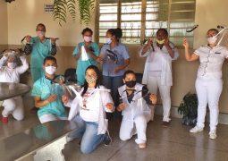 Lar do Idoso São Vicente de Paulo de São Gotardo recebe importante doação de equipamentos e materiais de prevenção ao Coronavírus