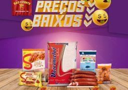 Ofertas por tempo limitado: Supermercado São Vicente lança Caderno de Ofertas exclusivo para esta semana em São Gotardo