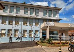 Agentes funerários denunciam forma como óbitos por Covid-19 são encontrados em Hospital Regional Antônio Dias em Patos de Minas