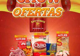 Dispensa cheia! Supermercado São Vicente lança Show de Ofertas neste final de mês de Julho em São Gotardo