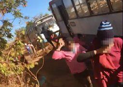Ônibus de trabalhadores rurais de São Gotardo se envolve em grave acidente e várias pessoas ficam feridas