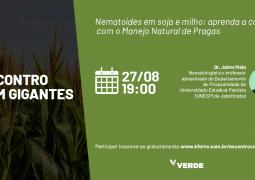 Conheça o Manejo Natural de Pragas, técnica eficaz e sustentável para controle de pragas da soja e do milho