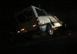 Tragédia: Doze pessoas morrem em acidente na BR-365 em Patos de Minas