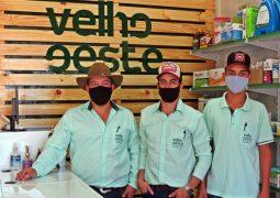 Tudo para o Agro e Country: Loja Velho-Oeste inaugura em São Gotardo