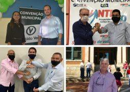 Partidos lançam candidatos a Prefeito de São Gotardo em 2020