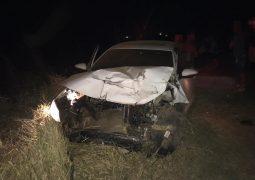 Veículos que seguiam para São Gotardo se envolvem em grave acidente na BR-354