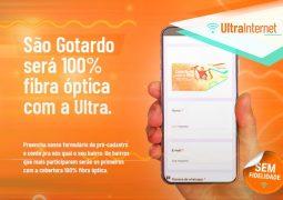 Ultra Internet, muito em breve, conheça a melhor internet de São Gotardo