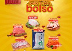 Supermercado Super SSV lança mega promoção de feriado prolongado em São Gotardo