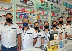 No último final de semana do mês, Drogaria Santa Terezinha, sua farmácia de plantão em São Gotardo