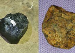 Dois meteoritos são encontrados em Tiros-MG