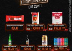 Preço de Atacado! Confira as ofertas deste sábado do Black Friday Super SSV (antigo Supermercado São Vicente) em São Gotardo