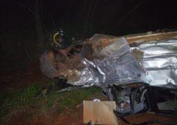 Moradora de Tiros-MG morre em grave acidente ma MGC-352