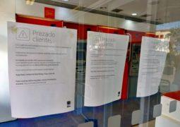 SEM ESCLARECIMENTOS: Agência do Itaú é fechada temporariamente em São Gotardo