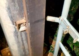 Fazendeiro morre imprensado em porteira na zona rural de Arapuá