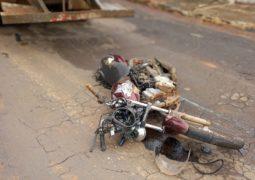 Jovem motociclista morre em grave acidente em São Gotardo