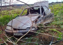 Grave acidente é registrado na LMG-764 entre as cidades de São Gotardo e Matutina