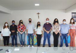 Secretariado formado: Professora Denise apresenta novos Secretários e Secretárias Municipais de São Gotardo