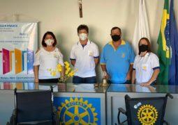 """Ajude também: Rotary Club São Gotardo realiza """"vakinha virtual"""" para Projeto Banco Cadeira de Rodas"""