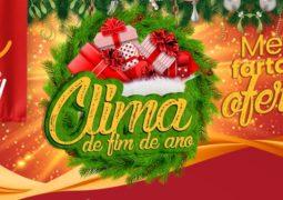 Mesa farta de ofertas neste Natal: Super SSV (antigo São Vicente) lança caderno de ofertas especial em São Gotardo