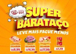Promoção Super Barataço Supermercado Super SSV (antigo São Vicente). Clique e confira