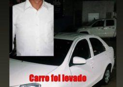 Taxista desaparecido em Serra do Salitre é encontrado com vida em Presidente Olegário