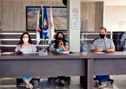 Coletiva Covid-19: Toque de Recolher volta em São Gotardo