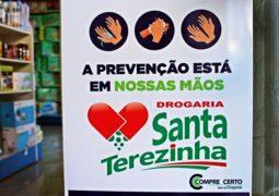 Primeiro de 2021: Drogaria Santa Terezinha, sua farmácia de plantão em São Gotardo