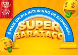 SOMENTE HOJE: Super SSV (antigo São Vicente) prepara ofertas exclusivas para esta quinta-feira em São Gotardo