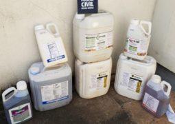 Defensivos agrícolas furtados em Campos Altos são recuperados pela Polícia Civil