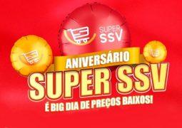 PARABÉNS! Em mês de aniversário, Super SSV lança Caderno de Ofertas exclusivo para esta quinta-feira em São Gotardo