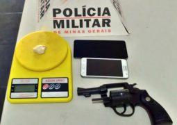 PM de São Gotardo prende autor de roubo de jóias ocorrido em Guarda dos Ferreiros