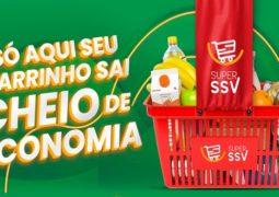Carrinho de compras cheio! Super SSV (antigo São Vicente) lança novo Caderno de Ofertas em São Gotardo