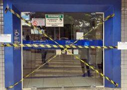 Após descumprir Decreto, Agência da Caixa é interditada em São Gotardo
