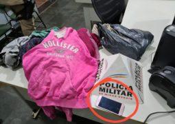 PM prende autor e apreende menor infrator por roubo ocorrido em São Gotardo