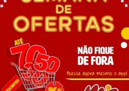 Comer bem em casa! Mais Delivery lança promoção com descontos de até 70% nesta semana em São Gotardo