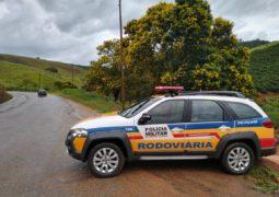 Foragido da Justiça é preso na MG-230 em Rio Paranaíba