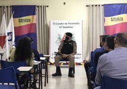 Comandante da 10ª RPM visita São Gotardo para tratar demandas de segurança pública na região