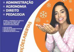 Com nota 4 no IGC, CESG abre inscrições para o Vestibular de Inverno 2021 em São Gotardo