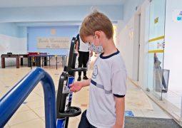 VOLTA ÀS AULAS: Escola GAMA Comecinho de Vida adota medidas rígidas, mas necessárias neste momento em São Gotardo